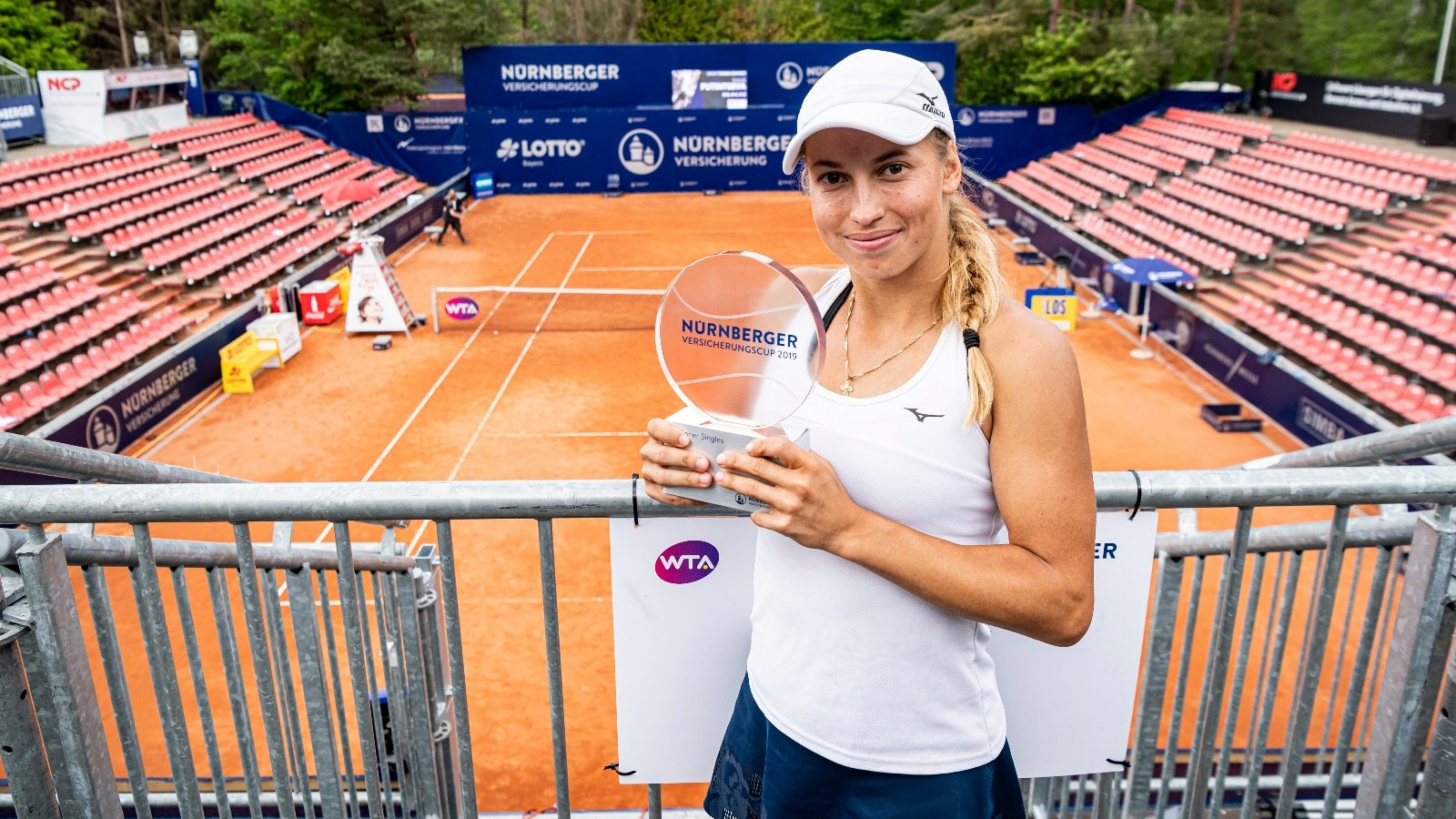The Czech authorities allowed the holding of the WTA tournament in Ostrava